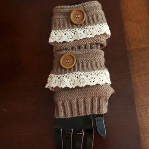 Fashion arm warmers